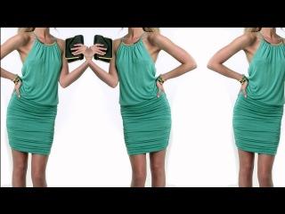 Новая коллекция  платьев 2013 от GUESS by Marciano часть 2