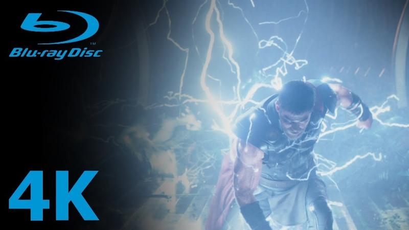 Thor: Ragnarok - The God of Thunder