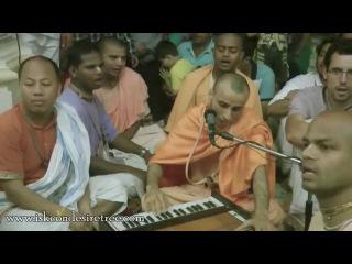 Vrindavan Kirtan Mela 2015 Vrajras Day 07 by Madan Mohan Prabhu