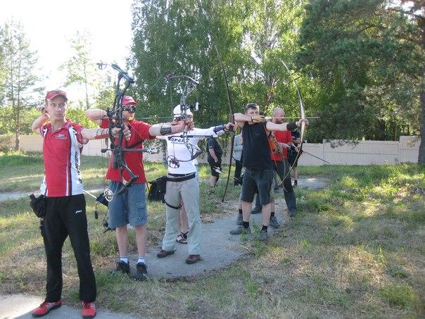 3D турниры Гран-При России и Gorbatka Open