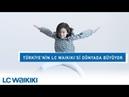 Türkiye'nin LC Waikiki'si dünyada büyüyor