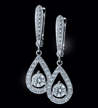 Украшения с якутскими бриллиантами 8