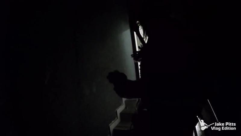 Black Veil Brides Live in Russia - Jake Pitts Guitar Cam (субтитры-RUS SUB)