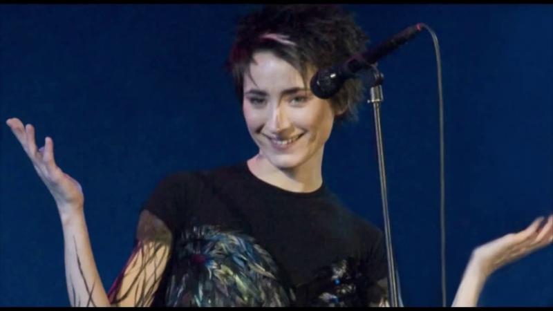 Земфира – Спасибо | Москва, СК «Олимпийский» (01.04.2008)