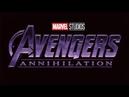 AVENGERS: Annihilation (2019) – Brie Larson, Robert Downey Jr. Title Reveal Trailer
