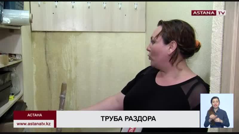 Некоторые жильцы утопают в нечистотах