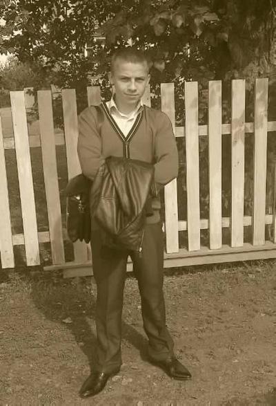 Денис Морозов, 15 августа 1996, Иркутск, id130679515