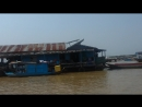 Плавучая деревня к Камбодже