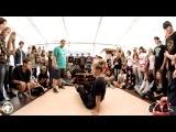 | Awesome Battle | 31.08.13 | Hip-Hop Pro | Chelovek Gora vs Margo |