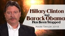 Mark Taylor Prophecy 2018 Hillary Clinton And Barack Obama Has Been Stopped 2018 Update