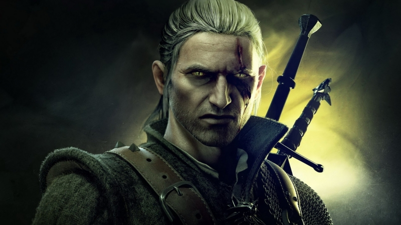 The Witcher 2 7 (Кривой Санстрайк)