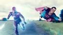 Гонка Супермена и Флэша   Лига Справедливости