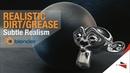 Blender Tutorial - Procedural Dirt/Grease