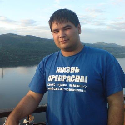 Евгений Ибрагимов, 30 марта 1989,  Железногорск, id22476405