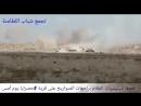 Тяж. артиллерия САА работает по американскому ИГИЛу