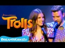 Justin Timberlake and Anna Kendrick - True Colors Live at Cannes OFFICIAL TROLLS