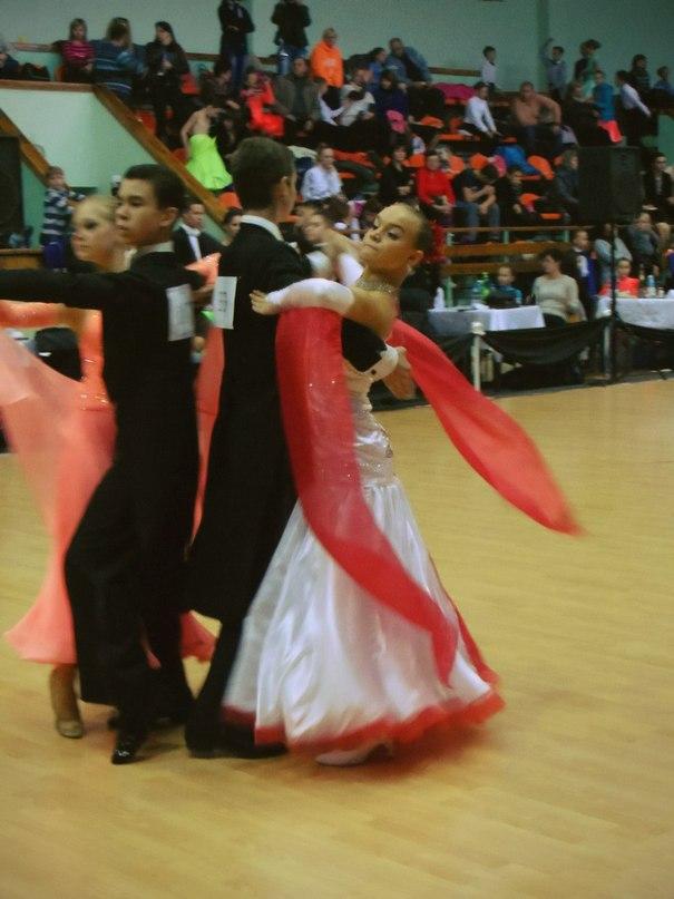 Чемпіонат України зі спортивних танців