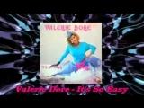 Valerie Dore - It's So Easy (Italo Disco 1985). mp4