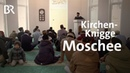 Kirchen-Knigge: Wie verhalte ich mich in der Moschee? | Stationen | BR | Religion