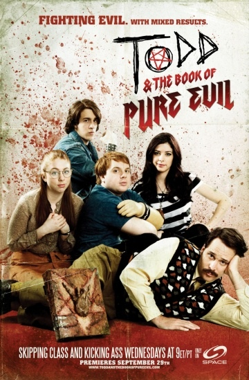 Тодд и книга чистого зла (сериал 2010 – ...) Todd and the Book of Pure Evil  смотреть онлайн