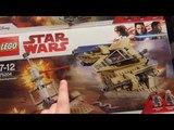 Влог из Мира Кубиков / НОВЫЕ НАБОРЫ LEGO STAR WARS 2018 ГОДА 2 ПОЛУГОДИЯ ПО ФИЛЬМУ СОЛО : ИСТОРИИ