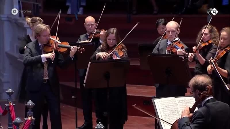 Tchaikovsky Serenade for Strings - Concertgebouw Kamerorkest Chamber Orchestra - Live concert HD