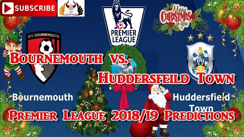 Bournemouth vs. Huddersfield Town | Premier League 2018/19 | Predictions FIFA 19