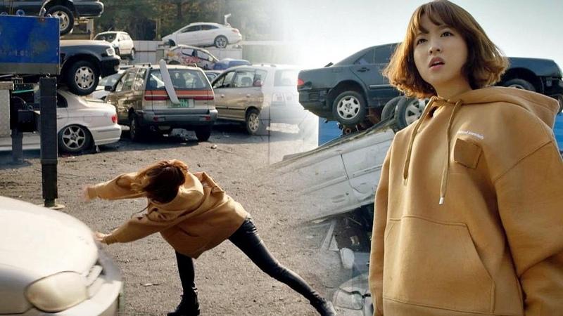 (분노) 김장현 어딨어? 폐차장에 경심 찾으러 혼자 간 박보영 힘쎈여자 도봉순 13회