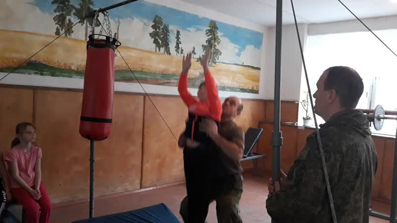 Призер среди девочек 3-4 классов Андрусенко Ксения - II место