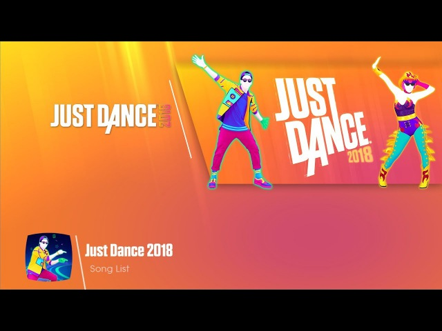 Song List | Just Dance 2018 (Xbox One)