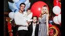 Станислав Бондаренко и его дети Марк и Алексия Аурика Алехина Юлия Чиплиева