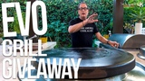 I'm GIVING AWAY a $3500 Grill SAM THE COOKING GUY 4K