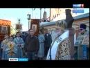 Бюст святителя Софрония открыли в Иркутске