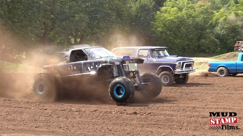Fast Trucks and Rowdy Jeeps- Kleinschmidt Nationals 2018