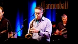 Can't Stop The Feeling! Justin Timberlake The Cannonball Band saxophone cover ft BriansThing