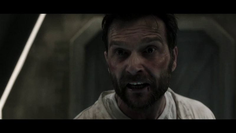 Exclusive INCOMING Trailer Scott Adkins Goes to Space