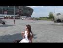 Прогулка по Донецку однажды в выходной день в мирное время