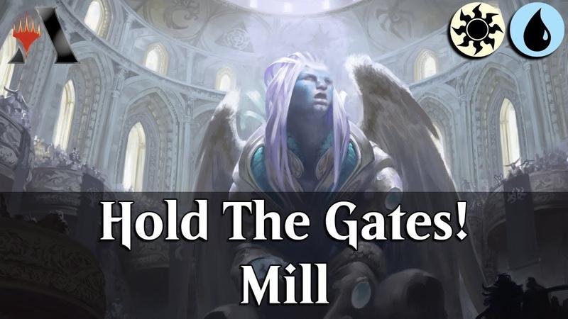 MTG Arena GRN | Guild Summit Mill DeckTech Gameplay [Retailer]