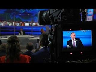 Прямая линия Путина 2018: итоги и уроки