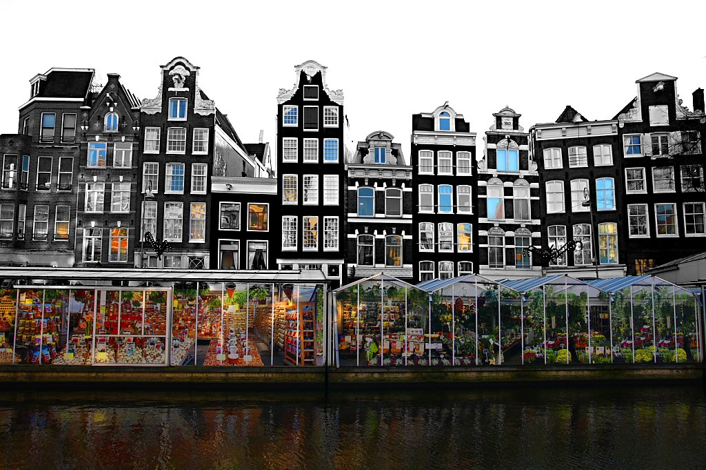 yXMnomdqZfo Амстердам достопримечательности.