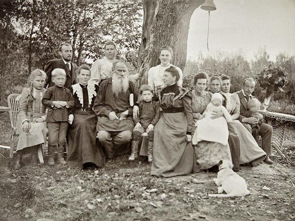 Из дневников Толстого о том, как родители снимают с себя ответственность за то, кем вырастают дети