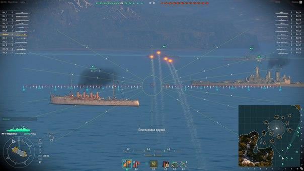 прокачивание командира в world of warships