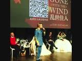 Cyril Niccolai sings Chineese song at fan meeting - China 2018