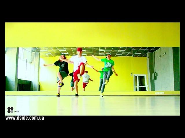 Ivan Dorn - Nevospitaniy choreography by Eugene Kulakovskyi; D.side dance studio