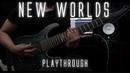 ANDROMIDA - NEW WORLDS - PLAYTHROUGH METAL / DJENT