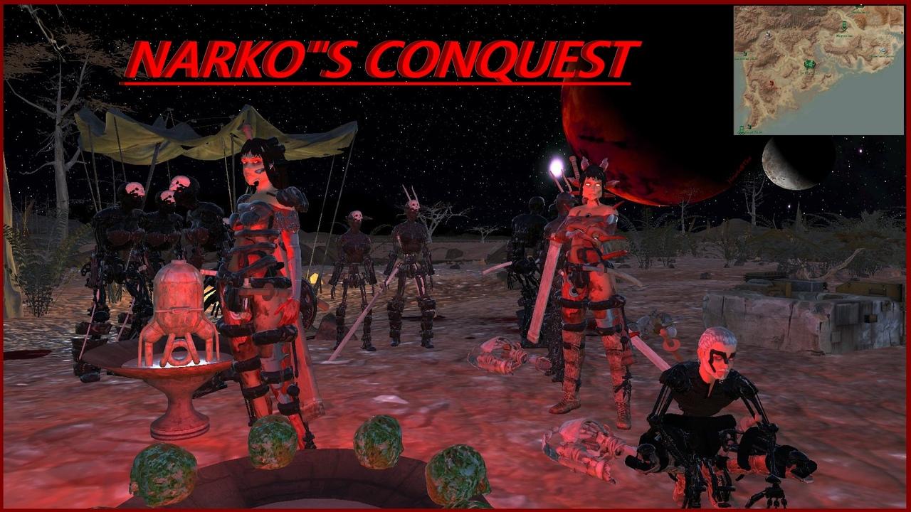Narko's Conquest / Завоевание Нарко