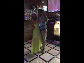 Мой день рождения. Танец с моим Леликом