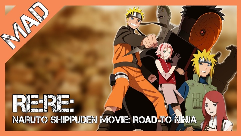 MAD Naruto Shippuden Opening 「Re Re 」 English Dub Cover Song by NATEWANTSTOBATTLE