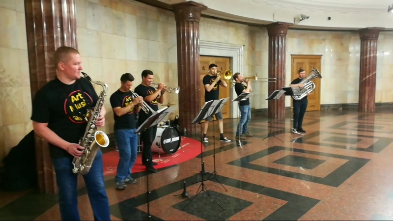 Crazy in love (Art Music Brass Band)