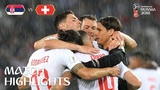 Serbia v Switzerland - 2018 FIFA World Cup Russia - Match 26